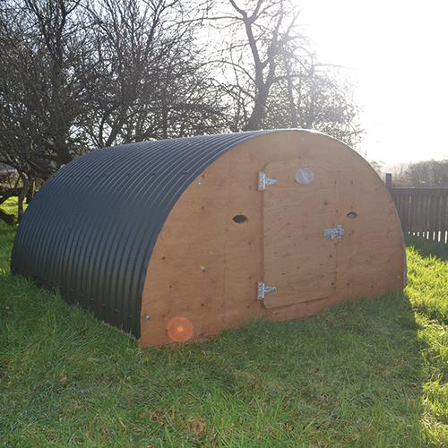 Pig Arks Blackdown Buildings South West Timber Buildings