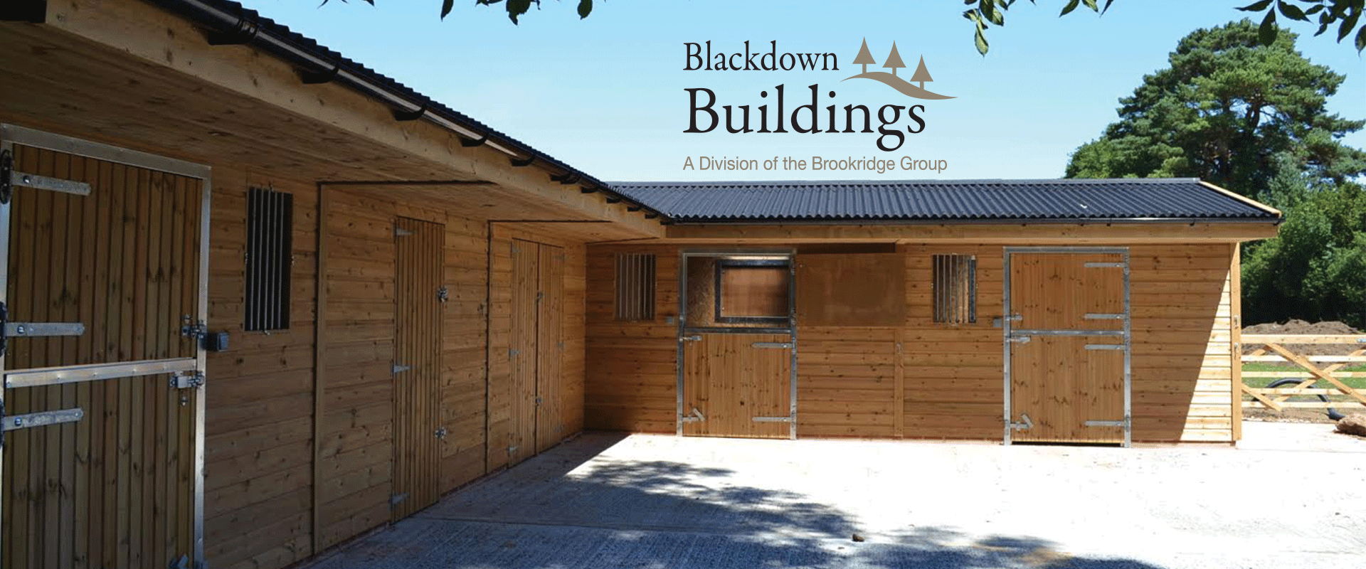 Timber Buildings Stables